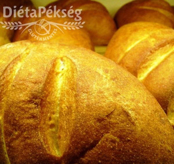 BC gluténmentes kenyér