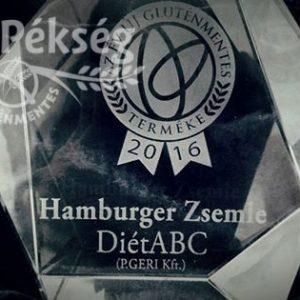 Díjnyertes_glutenmentes hamburger zsemle