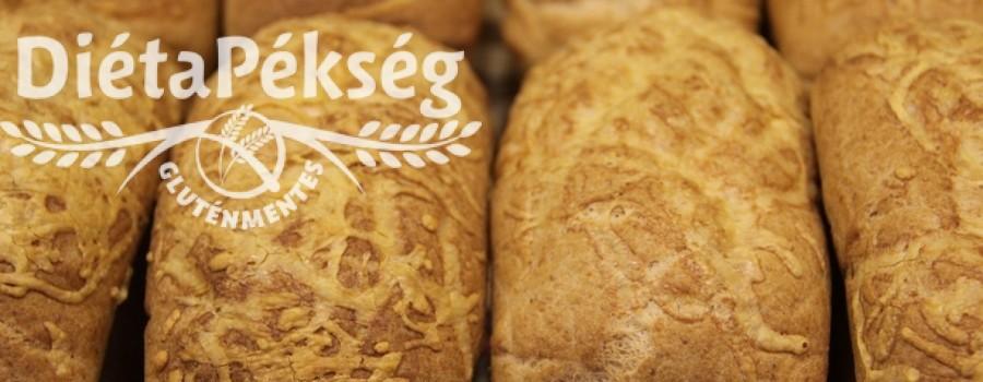 Gluténmentes friss kenyerek